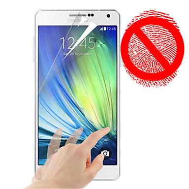 Προστατευτικό οθόνης για Samsung Galaxy A5 PET Προστατευτικό μπροστινής οθόνης Ματ