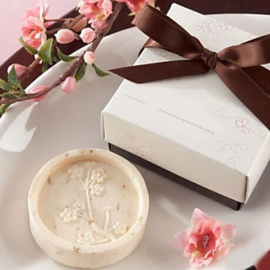 δώρα διακοπών μίνι σχήμα κεράσι ανθίσει σαπούνι (τυχαία χρώμα)