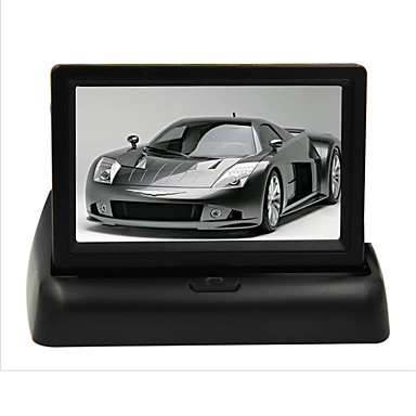 monitor do carro dvd tv traseira tela de 4,3
