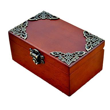Μουσικό Κουτί Παιχνίδια Τετράγωνο Βίντατζ Δημιουργικό Γλυκός Ειδικό Ρετρό Κομμάτια Αγορίστικα Κοριτσίστικα Γενέθλια Ημέρα του Αγίου