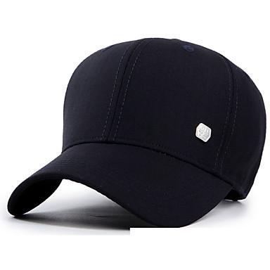 Hattu Miesten Unisex Ultraviolettisäteilyn kestävä Aurinkovoide varten Baseball Kirjain ja numero Muoti Talvi Kesä Syksy