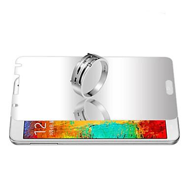 Screenprotector voor Samsung Galaxy Note 4 PET Voorkant screenprotector Spiegel