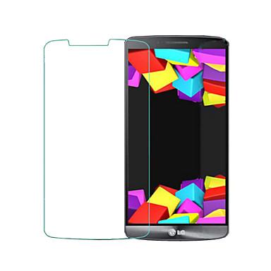 Ekran Koruyucu LG için LG G3 Temperli Cam 1 parça Yüksek Tanımlama (HD)