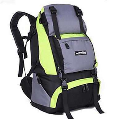 40 L Sırt Çantası Paketleri Bisiklet Sırt Çantası sırt çantası Tırmanma Serbest Sporlar Bisiklete biniciliği/Bisiklet Kamp & Yürüyüş Su