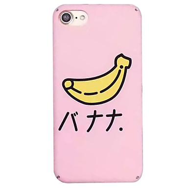 Pouzdro Uyumluluk Apple iPhone 7 iPhone 7 Plus iPhone 6 Temalı Arka Kılıf Meyve Sert PC için iPhone 7 Plus iPhone 7 iPhone 6s Plus iPhone