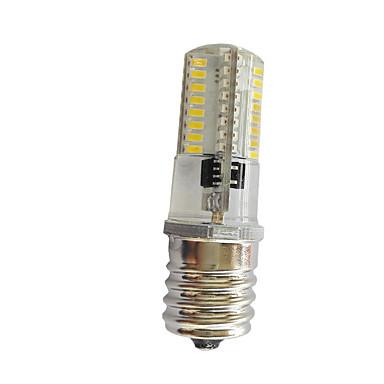 3 W 280-300 lm E17 Διακοσμητικό Φως T 64 leds SMD 3014 Με ροοστάτη Θερμό Λευκό Ψυχρό Λευκό AC220 AC 85-265V
