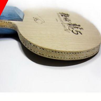 Ping Pang/Masa Tenisi Raketler Ping Pang Ahşap Kısa Saplı Sivilce
