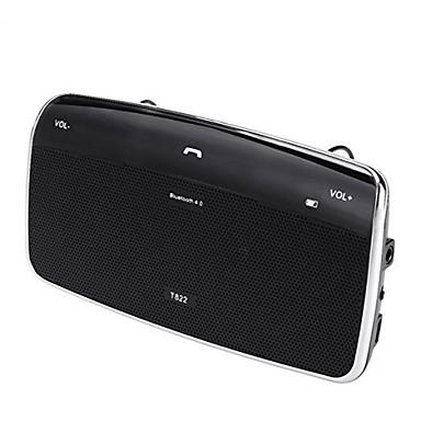T822 Exterior Mini Portabil Bult-microfon Bluetooth 4.0 USB boxe Bluetooth wireless Negru