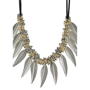 Γυναικεία Κολιέ Τσόκερ Κράμα Κοσμήματα Βασικό Μοντέρνα Ασημί Κοσμήματα Causal 1pc
