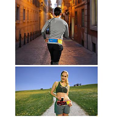 10 L Pachete de Talie Ciclism/Bicicletă Camping & Drumeții Voiaj Alergat Jogging Impermeabil Uscare rapidă Fermoar Impermeabil Purtabil