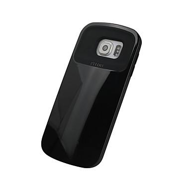 Για Θήκες Καλύμματα Ανθεκτική σε πτώσεις Πίσω Κάλυμμα tok Συμπαγές Χρώμα Σκληρή TPU για Samsung Galaxy S6 edge S6