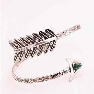 Γυναικεία Κοσμήματα Σώματος Χειροπέδα μπράτσου Εξατομικευόμενο Κοσμήματα με στυλ Μοντέρνα Ευρωπαϊκό Συνθετικοί πολύτιμοι λίθοι Κράμα
