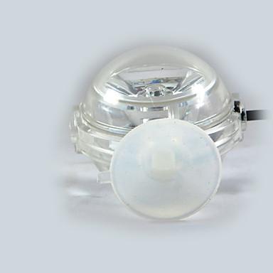 Akwaria Lampka LED Biały Wymiana Zielony Żółty Niebieski Czerwony Oszczędność energii Lampa LED 220VVSzkło