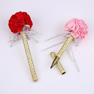 Yeni şerit saf el yapımı düğün imza kalem işaretleyici kalem (dolum altın)