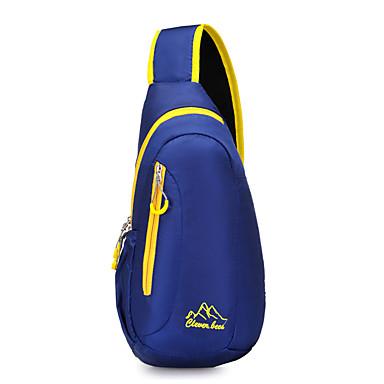 Omuz çantası Göğüs Çantası için Bisiklete biniciliği/Bisiklet Koşma Jogging Kamp & Yürüyüş Seyahat Plecaki sportowe Su Geçirmez