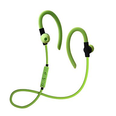 Caldecott BT-KDK55 لاسلكي Headphones ديناميكي بلاستيك الرياضة واللياقة البدنية سماعة مع ميكريفون مع التحكم في مستوى الصوت سماعة