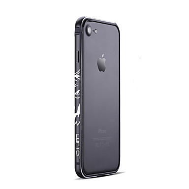Käyttötarkoitus iPhone 7 kotelo iPhone 7 Plus kotelo kotelot kuoret Himmeä Bumper Etui Punk Kova Alumiini varten AppleiPhone 7 Plus