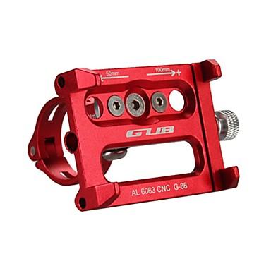 Montare Telefon Bicicletă Telefon celular Ciclism / Bicicletă / Bicicletă montană Aliaj din aluminiu Argintiu / Rosu / Albastru