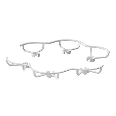 FQ777 FQ777-126-10 2pcs potkuri Guards RC Quadcopters ABS