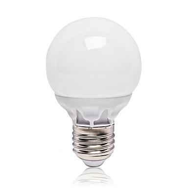E26/E27 Bulb LED Glob G50 14 led-uri SMD 2835 Alb Cald 404lm 3000K AC 220-240V