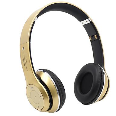 S460 Korvalla Langaton Kuulokkeet Tasapainotettu karkaisu Muovi Matkapuhelin Kuuloke Mikrofonilla Melu eristävät kuulokkeet