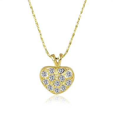 Γυναικεία Καρδιά Εξατομικευόμενο Μοναδικό Κρεμαστό Μποέμ Love Καρδιά Μοντέρνα Πανκ Προσαρμόσιμη Λατρευτός Χιπ-Χοπ Euramerican χαριτωμένο