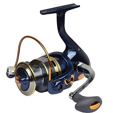 Balık Oltaları Makaraları Spinning Makaralar 2.6:1 Dişli Oranı+13 Rulmanlar Değiştirilebilir Genel Balıkçılık - SF5000