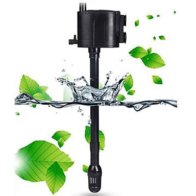 Akvaryumlar Su Pompaları Gürültüsüz Plastik AC 220-240V
