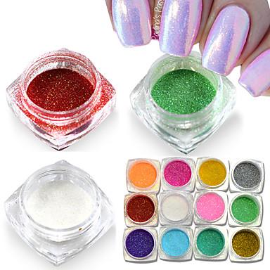 1set Nail Art decorare stras Perle machiaj cosmetice Nail Art Design