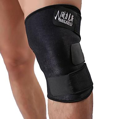 무릎 보호대 용 농구 미식축구 달리기 남여공용 조절가능 보호하는 내구성 손쉬운 통증 스포츠 나일론