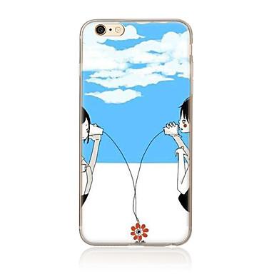 Kılıf Na iPhone 7 iPhone 7 Plus iPhone 6s Plus iPhone 6 Plus iPhone 6s iPhone 6 iPhone 5 iPhone 4/4S Apple iPhone 7 Etui iPhone 5 iPhone 6