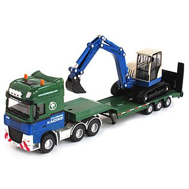Samochodziki do zabawy Zabawki Koparka Zabawki Wysuwany Ciężarówka Koparka Metal Classic & Timeless Chic & Modern 1 Sztuk Dla chłopców