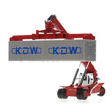 Cargo Truck Pojazdy budowlane i ciężarówki do zabawy Samochodziki do zabawy 1:50 Wysuwany Plastikowy ABS 1pcs Dla chłopców Dla dzieci