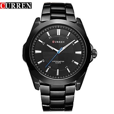 Bărbați Ceas Sport Ceas Elegant  Uita-te inteligent Ceas La Modă Ceas de Mână Unic Creative ceas Chineză Quartz Rezistent la Apă Mare Dial