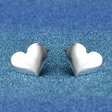 Cercei Stud Bijuterii Iubire Argilă Aliaj Heart Shape Bijuterii Pentru Nuntă Petrecere Zilnic Casual