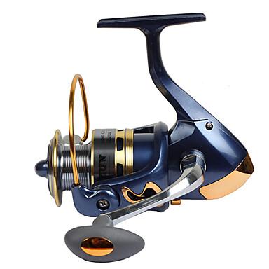 Kołowrotki Kołowrotki spinningowe 2.6:1 13 Łożyska kulkowe wymienny General Fishing-SF2000