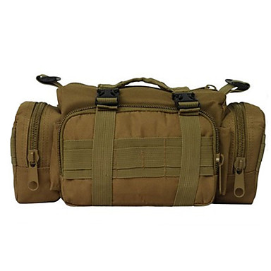 6 L Slings & Messeger Bags Saszetki i nerki Torba na ramię Camping & Turystyka Na wolnym powietrzu Wielofunkcyjne Army Green Kamuflaż
