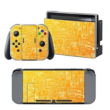 B-SKIN 任天堂 Switch/NS Naklejka/skórka Na Przełącznik Nintendo,PVC Naklejka/skórka Przenośny/a Zabawne #