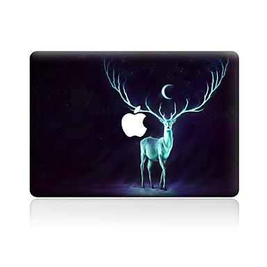 1 szt. Odporne na zadrapania Kreskówka Przezroczysty plastik Naklejka na obudowę Wzorki NaMacBook Pro 15'' with Retina MacBook Pro 15''