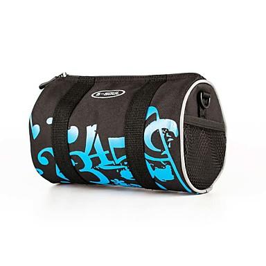 Τσάντα ποδηλάτου 3.8L Τσάντα για τιμόνι ποδηλάτου Φοριέται Τσάντα ποδηλάτου Οξφόρδη Τσάντα ποδηλασίας Ποδηλασία / Ποδήλατο
