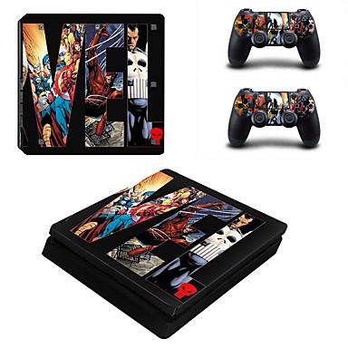B-SKIN PS4 slim Naklejka/skórka - PS4 slim Zabawne #