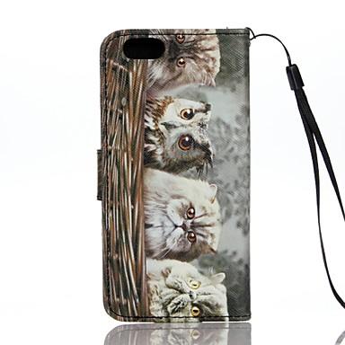 7 A Plus iPhone chiusura Con Per supporto disegno Fantasia Con 05598990 di Custodia Porta credito portafoglio carte iPhone 7 Apple magnetica BpwPxxqIY