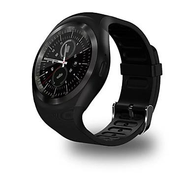 Smart Watch Kosketusnäyttö Urheilu Activity Tracker Sleep Tracker Löydä laitteeni Herätyskello Community Share Puhelumuistutus NFC