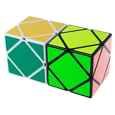 Rubik küp Shengshou Skewb Skewb Cube Pürüzsüz Hız Küp Sihirli Küpler bulmaca küp Yeni Yıl Çocukların Günü Hediye