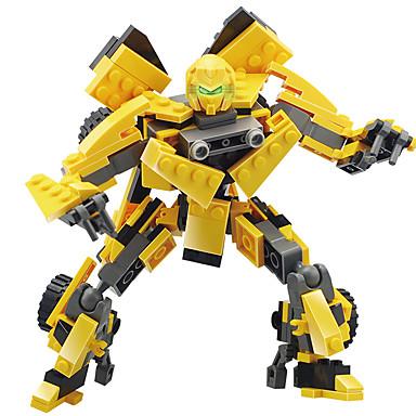 GUDI Ρομπότ Παιχνίδια αυτοκίνητα Τουβλάκια Παιχνίδια Παιχνίδια Πολεμιστής Μηχανή Ρομπότ Μεταμορφώσιμος Αγορίστικα Κοριτσίστικα Αγόρια 211