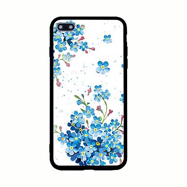 إلى نموذج غطاء غطاء خلفي غطاء زهور قاسي أكريليك إلى Appleفون 7 زائد فون 7 iPhone 6s Plus iPhone 6 Plus iPhone 6s أيفون 6 iPhone SE/5s