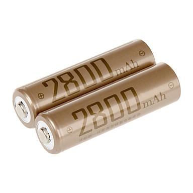 hidrură de metal fb aa nichel baterie reîncărcabilă 1.2v 2800mAh 2 pack