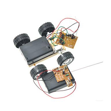 Zabawki zdalnie sterowane Samochodziki do zabawy Zabawki solarne Zabawki Samochód Pilot zdalnego sterowania DIY Zabawne Plastikowy Metal