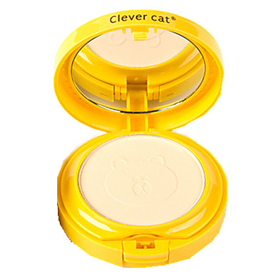 1#: Ivory+Natural Color Dry Cake   2#: Ivory+Natural Color Glitter Cake Puder prasowany Sucha PuderLśniący połysk כיסוי Długotrwały