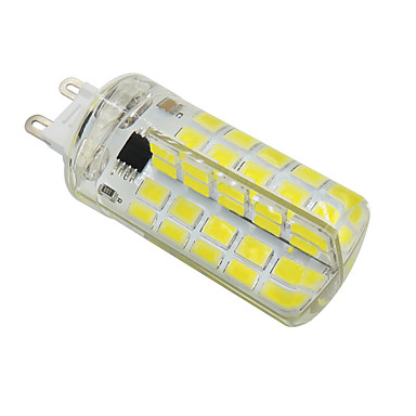 1pc 5W 400-500 lm G9 E26/E27 E17 E12 LED Bi-pin Işıklar T 80 led SMD 5730 Kısılabilir Dekorotif Sıcak Beyaz Serin Beyaz
